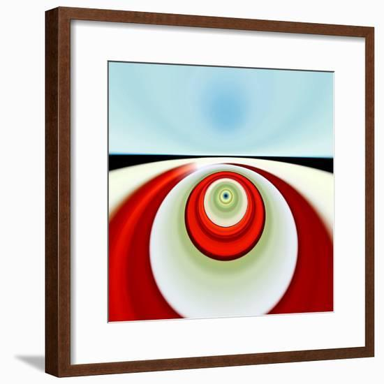 Here Comes the Sun-Ursula Abresch-Framed Photographic Print