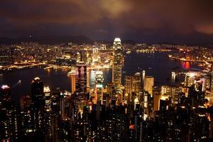 Hong Kong Night by Here it is