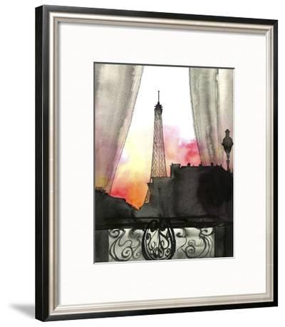 Here?s Looking at You Paris-Jessica Durrant-Framed Giclee Print
