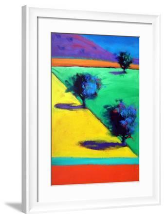 hereford-Paul Powis-Framed Giclee Print