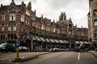 Herengracht and Raadhuisstraat-Erin Berzel-Photographic Print