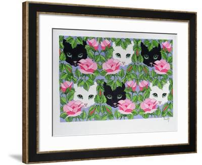 Heres Looking at You-Pat Scott-Framed Giclee Print