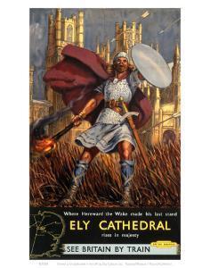 Hereward the Wake Ely Cathedral