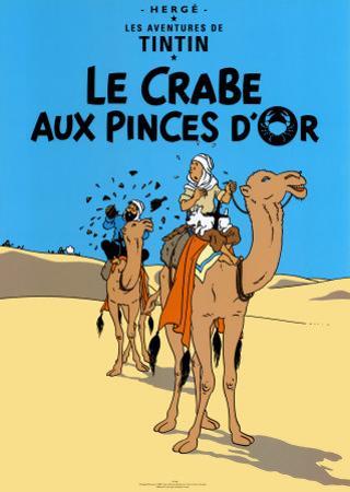 Le Crabe aux Pinces D'Or, c.1941