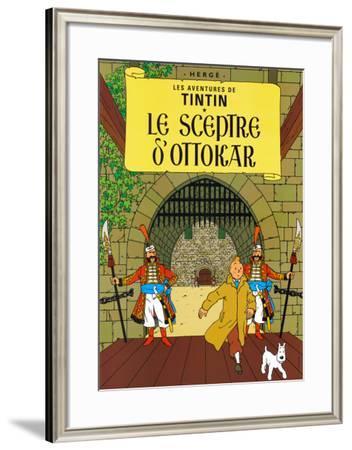 Le Sceptre d'Ottokar, c.1939