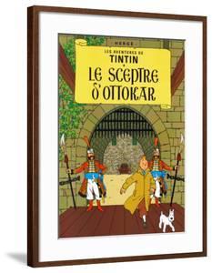 Le Sceptre d'Ottokar, c.1939 by Hergé (Georges Rémi)