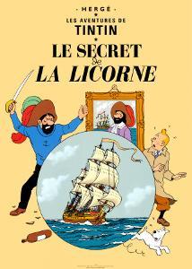 Le Secret de la Licorne, c.1943 by Hergé (Georges Rémi)