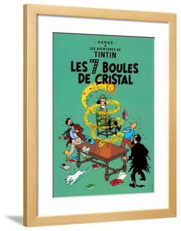 Les 7 Boules de Cristal, c.1948