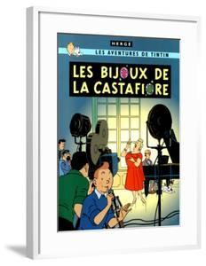Les Bijoux de la Castafiore, c.1963 by Hergé (Georges Rémi)