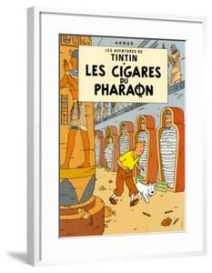 Les Cigares du Pharaon, c.1934 by Hergé (Georges Rémi)