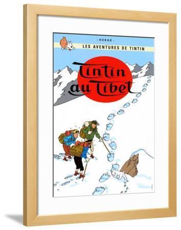 Tintin au Tibet, c.1960