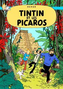Tintin et Le Picaros, c.1976 by Hergé (Georges Rémi)