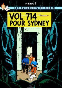 Vol 714 pour Sydney, c.1968 by Hergé (Georges Rémi)