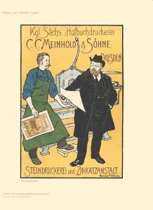 C.C. Meinhold & Sohne by Hermann Behrens