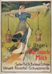 Unger's Sterilized Milk by Hermann Behrens