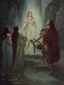 He Saw a Beautiful Woman by Hermann Hendrich