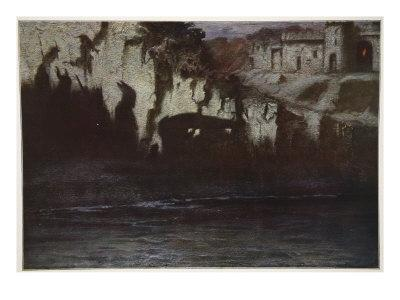 The Funeral of Siegfried, 1906