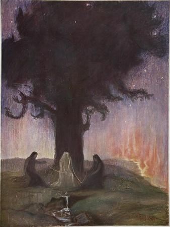 The Norns, 1906