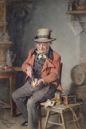 The Frugal Meal by Hermann Kern