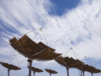 Hermansburg Solar Energy Receiver Array-Stephen Alvarez-Photographic Print