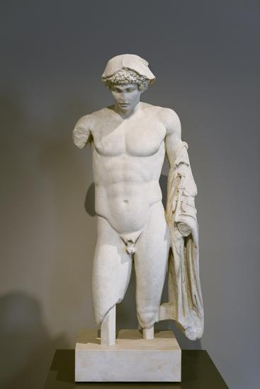 Hermes, Ludovisi or Loghios Style, First Century Ad, National Museum of Rome--Giclee Print