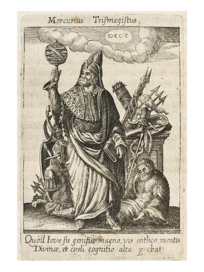 Hermes / Mercury--Giclee Print