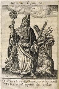 Hermes Trismegistus, Perceived by Neoplatonists as the Presiding Deity of Alchemy