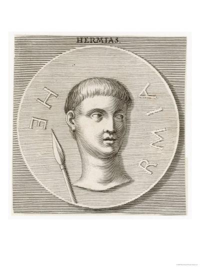 Hermias Tyrant of Artaneus and Assos Friend and Patron of the Greek Philosopher Aristotle--Giclee Print