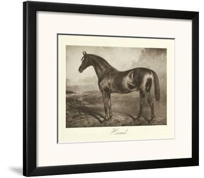 Hermit-Clarence Hailey-Framed Giclee Print