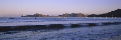 Hermosa Beach at Sunrise, Papagayo Peninsula, Guanacaste Province, Costa Rica--Photographic Print