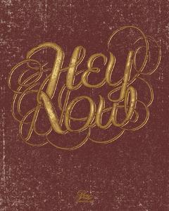 Hey Now by Hero Design