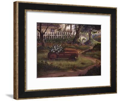 Hero's Garden-Michael Humphries-Framed Art Print