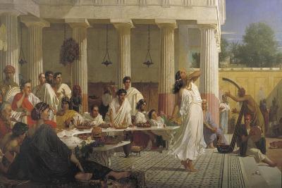 Herod's Birthday Feast, 1868-Edward Armitage-Giclee Print