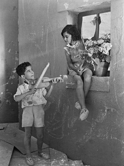 Heroes of the District, 1937 (Los Heroes Del Barrio)--Photographic Print