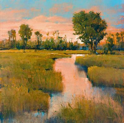 Heron Lake II-Patrick-Giclee Print