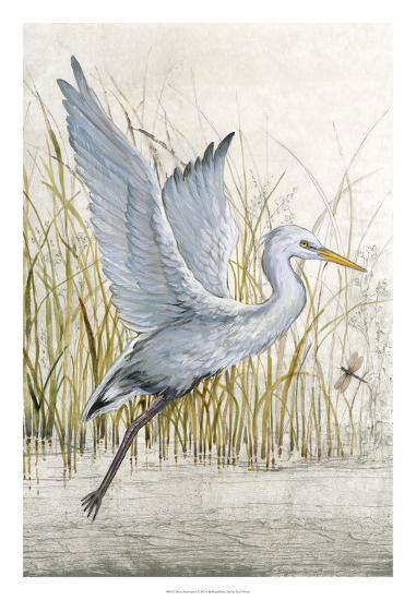 Heron Sanctuary I--Giclee Print