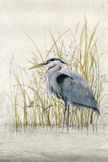 Heron Sanctuary II-Tim O'toole-Art Print