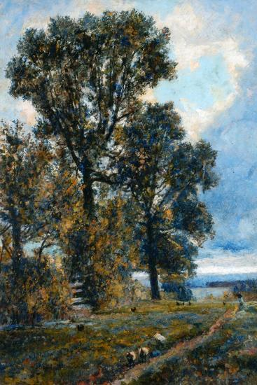 Heronsgate, 1905-John William Buxton Knight-Giclee Print