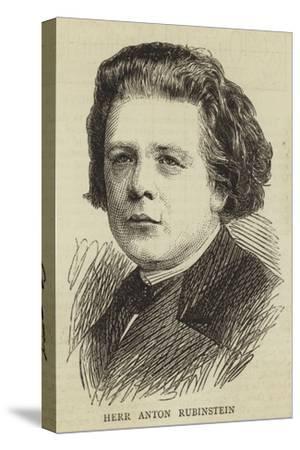 Herr Anton Rubinstein