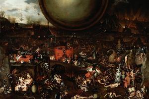 The Inferno by Herri Met De Bles