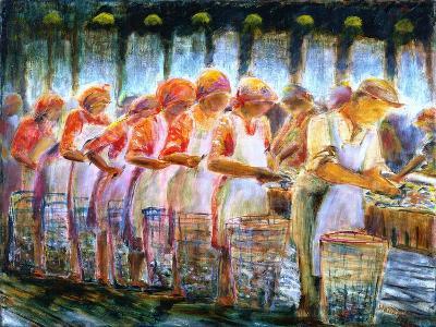 Herring Cannery-Harriet Frye-Giclee Print