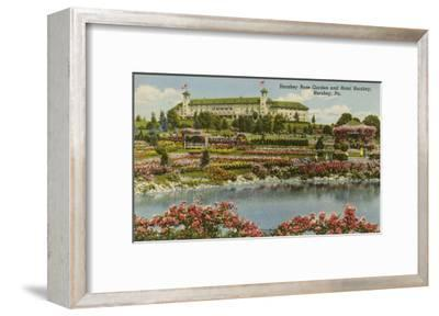 Hershey Rose Garden and Hotel, Hershey, Pennsylvania