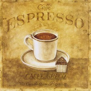 Caffe Expresso by Herve Libaud
