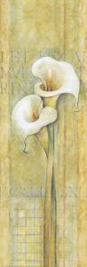 Quiet Flowers III by Herve Libaud