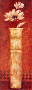 Scarlet Dreams IV by Herve Libaud