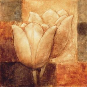 Two Tulips II by Herve Libaud