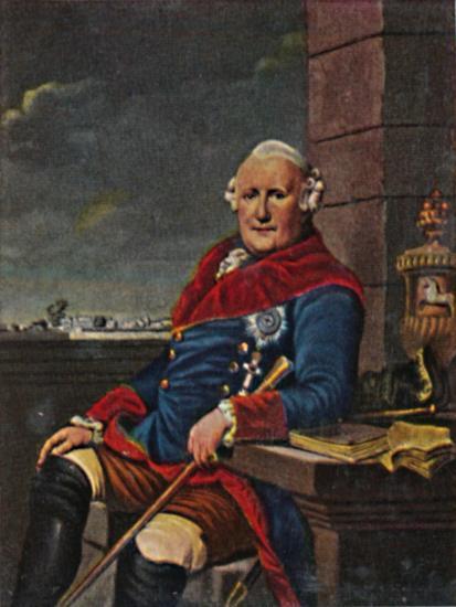 'Herzog Ferdinand von Braunschweig 1721-1792', 1934-Unknown-Giclee Print
