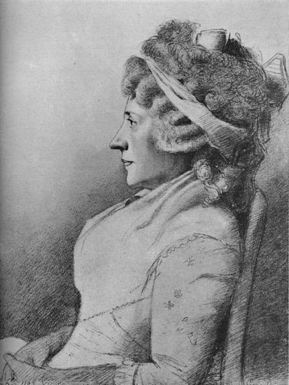 'Hester Lynch Piozzi (b. 1741, d. 1821)', 1907-Unknown-Giclee Print