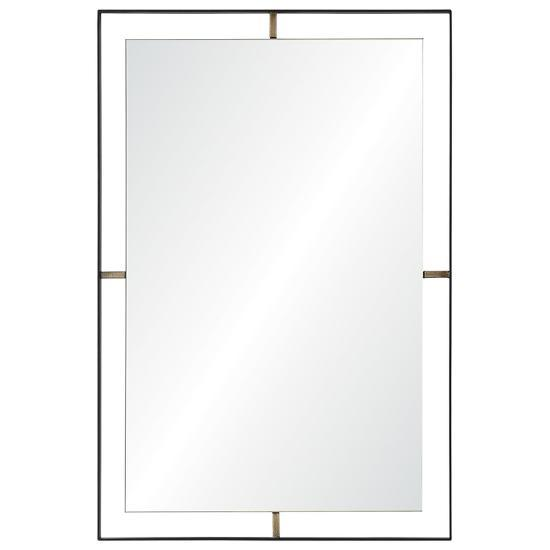Heston Wall Mirror--Wall Mirror