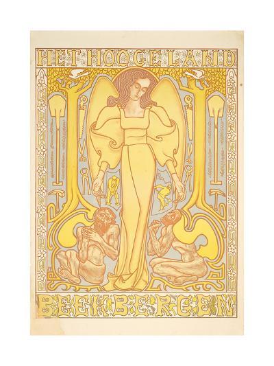 Het Hoogeland, Beekbergen, 1896-Jan Theodore Toorop-Giclee Print